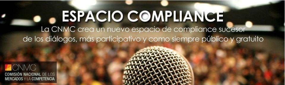 Espacio Compliance CNMC. «ERRORES DEL COMPLIANCE/ CUMPLIMIENTO».