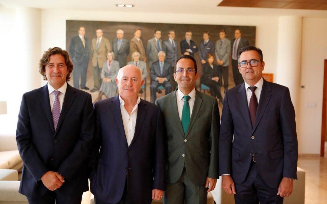 Nombramiento de nuestro socio fundador como miembro del Consejo Social de la Universidad Miguel Hérnandez de Elche.