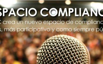 """Espacio Compliance CNMC. """"ERRORES DEL COMPLIANCE/ CUMPLIMIENTO""""."""